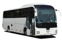 bus hire with driver