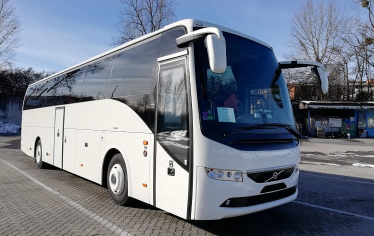 Germany: Bus rent in Hesse, Germany