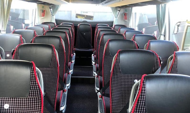 Germany: Coach booking in Germany, Rhineland-Palatinate