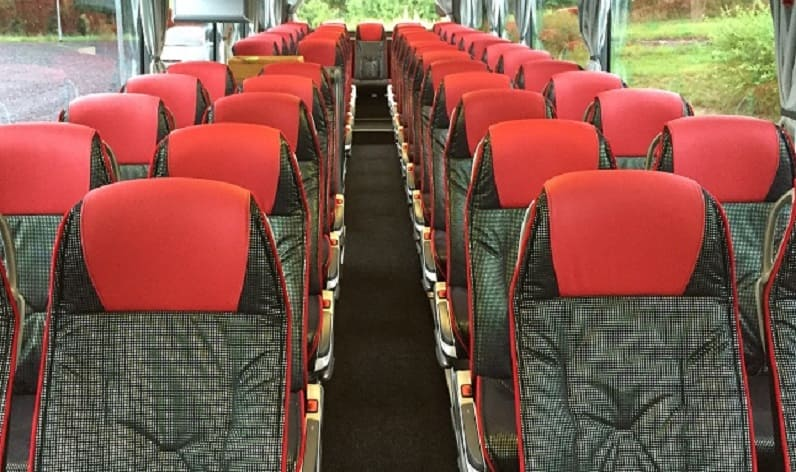 Germany: Coaches rent in Germany, Hesse